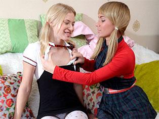 Irina & Sacha